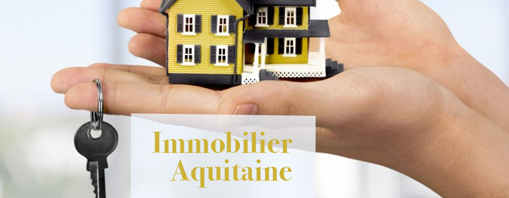 Immobilier aquitaine